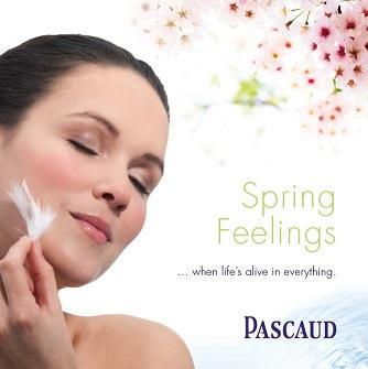 Pascaud Spring Feelings, mindent a vízről!