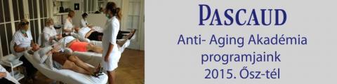 Indulnak a Pascaud ősz-téli anti-aging akadémia tréningjei!